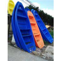 PE塑料渔船 4米1养殖投料PE塑料渔船 八人旅游自驾PE塑料渔船批发