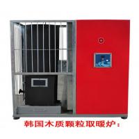 山东青岛家用取暖炉 出口韩国木颗粒炉子 品质保证