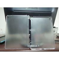 现货供应 苹果 ipad pro 9.7寸透明磨砂电压翻盖式贴皮保护壳