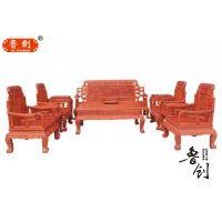 新中式香樟木全实木沙发转角贵妃木沙发客厅组合储物住宅家具新款