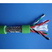 供应TRVVP双护套双绞屏蔽拖链电缆 奕柔柔性拖链电缆