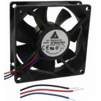 AFB0824SH 原装台达 80*80*25MM 24V 0.33A 变频器风扇现货
