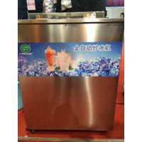 商丘市泰式双锅炒冰机多少钱一台--哪里有卖菱锐牌专业炒冰机