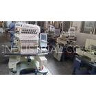 15 Needle Embroidery Machine Single Head With Automatic Thread Trimmer