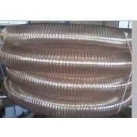 450度耐高温通风管|桂林耐高温通风管|钢丝螺旋风管选兴盛