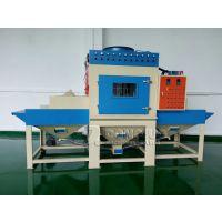 输送式喷砂机,深圳自动喷砂机厂家,喷砂机生产厂家|东久机械