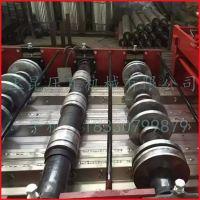 玉昆设备厂批发750楼承板压瓦机双11千瓦电机前后剪切出版更漂亮