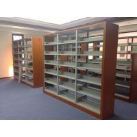 轩墨钢制书架图书架单双面书架子品质好终身质保