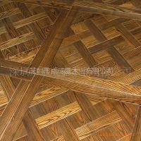 供应厂家直销优质金刚柚手工艺术拼花实木地板系列