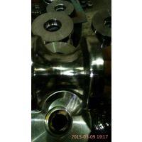 硬车HRC45以上高硬度钢件(铸铁件)耐磨刀片(CBN刀片,立方氮化硼刀片)