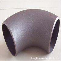 大量供应 Q235B弯头 对焊弯头 A234焊接弯头 碳钢弯管 质优价廉