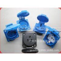 美式 欧式 英式 瑞士防水插座 IP54等级YD-001S