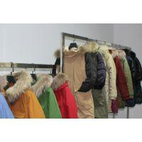 品牌大码女装尾货批发三家和冬装棉衣库存品牌女装走份批发