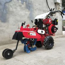 柴油6马力旋耕机 富兴小型旋耕松土机