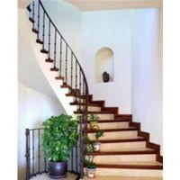孝感不锈钢旋转楼梯|逸步楼梯|不锈钢旋转楼梯效果图