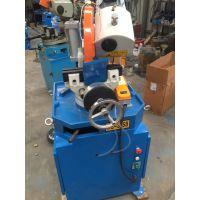 厂家直销电动切管机 无毛刺切管机价格 钢管切管机图片 铁管切管机
