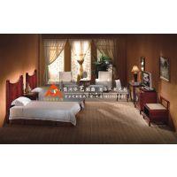 连锁酒店套房家具宾馆酒店家具设计TF-175华艺顺鑫