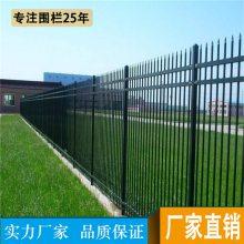 哪里有锌钢栅栏现货 广州护栏厂家 从化新农村建设围墙围栏 晟成