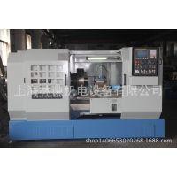 上海江宁机床厂数控管子螺纹车床QK1319经济型数控管子螺纹车床
