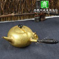 手工烧水壶 纯铜手工 茶壶 铜壶 铜茶壶 纯手工铜壶