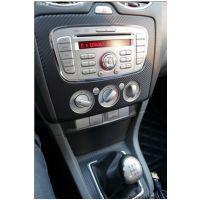 福特福克斯仪表贴贴纸CD面板贴纸09-11款【手动】