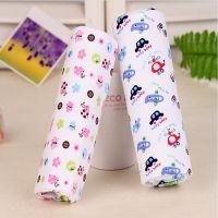 婴儿 盖毯 卡特包布 宝宝抱毯 婴儿浴巾纯棉包被 新生儿包裹布