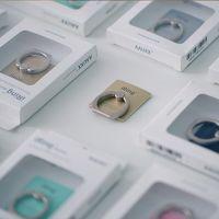旭恒伟业手机平板通用iring手机车载指环背贴 指环扣 支持定制企业logo 个性图案