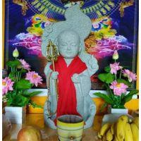 地藏王石雕立像、地藏王石雕、亿泰雕塑(在线咨询)
