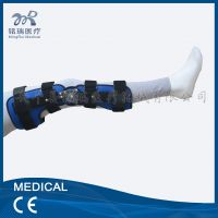 腿部矫形器铭瑞 正品新款护膝 膝部关节脱位骨折韧带损伤 术后固定及后期康复锻炼
