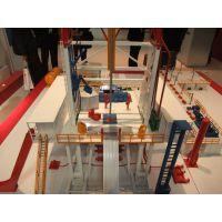 大型钻机整体模拟装置