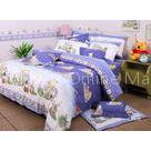Winnie the Pooh Kids Bed Sets Cotton Fabric Quilt Cover Bed Sets