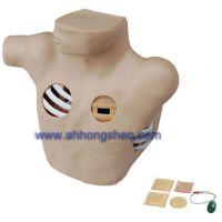 HS-68胸腔穿刺引流模型