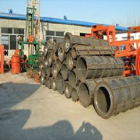优质水泥制管模具:供应山东抢手的水泥制管模具