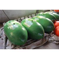 水上浮体,水上放机械用的塑料浮筒(君益塑业批发)