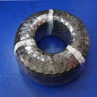 双华 供应3芯镀银四氟屏蔽线A级PT100 测温线 延长线 补偿导线
