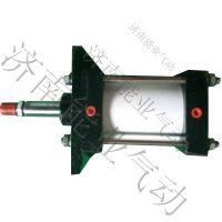 供应QGA无缓冲气缸订做超长超大气缸生产设备气缸安全可靠