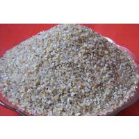 贵州热销过滤材料小颗粒石英砂滤料厂家