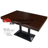 达芬家具品牌德克士式桌子,实木餐桌畅销20年,全国物流发货