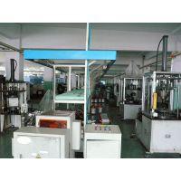 江门电动机嵌线装配流水线,台山马达嵌线组装生产线
