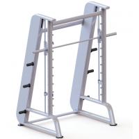 供应奥圣嘉史密斯ASJ-E843综合训练器深蹲架多功能举重床杠铃龙门架大型建身器械健身房专用