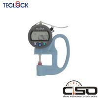 日本得乐teclock标准型数显测厚规SMD-565J-L,数显测厚规使用方法