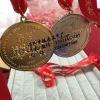 纯铜油压奖牌制作,找深圳银泰工艺品厂 品质优,款式新!