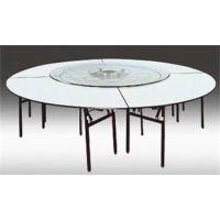 广州双邻加工定做折叠圆桌,酒店宴会厅常用折叠圆桌厂家优惠供应