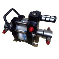 菲恩特ZTG系列不锈钢气驱液增压泵