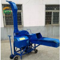 自动上料青贮铡草机 润华机械 玉米秸秆揉丝机 稻草粉碎机