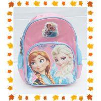 冰雪奇缘迪士尼动漫卡通小号儿童书包双肩包AnnaElsa女士包包