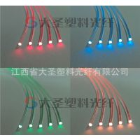 塑料光纤导光棒 设备指示灯 光纤警示牌
