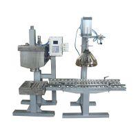 涂料灌装机油漆灌装机 液体灌装机 半自动液体灌装压盖机 高精度定量秤
