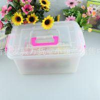 大号塑料收纳箱 塑料置物箱 收纳盒 10元店日用百货货源 9块9货源