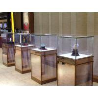 供应优质304彩色镜面不锈钢展示架_不锈钢拉丝展示柜销售_高档彩色不锈钢珠宝展示柜